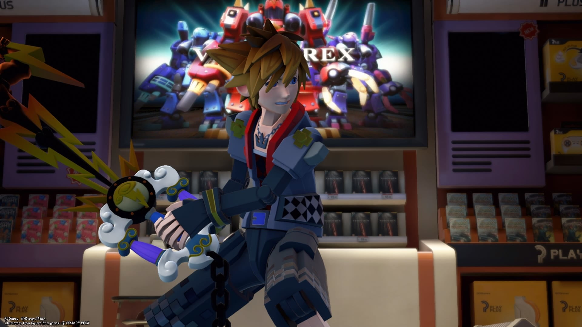 Kingdom Hearts 3 All Keyblades And How To Unlock Them Digital Trends