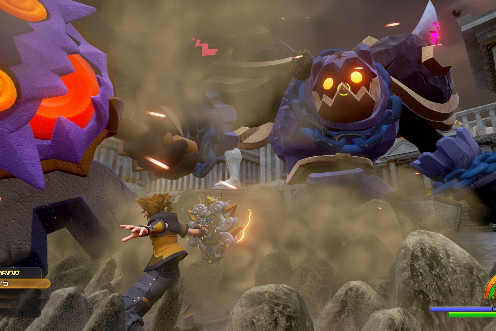 Kingdom Hearts 3 Everything We Know Story Worlds Dlc And More