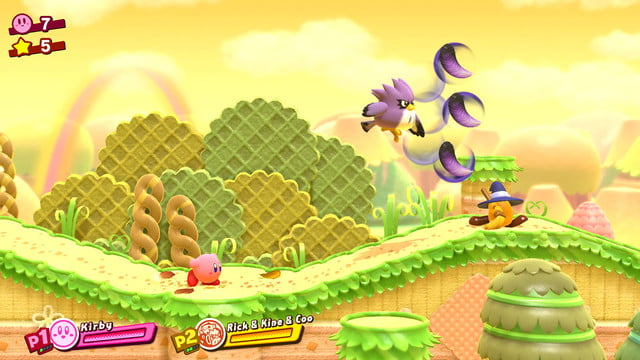 Kirby Star Allies review