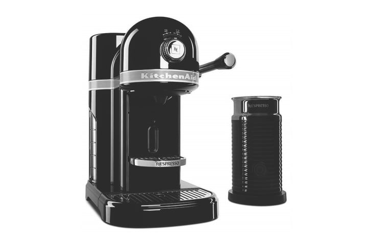 Amazon drops a 39% off deal on this KitchenAid Nespresso Bundle coffee maker