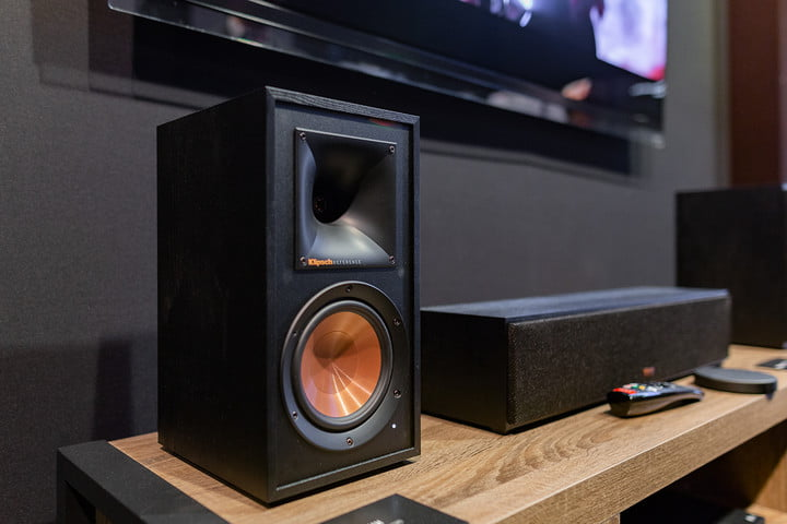 Klipsch's new WiSA Reference Wireless series was unveiled at CES 2019