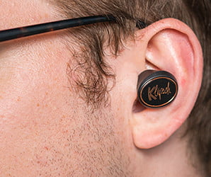 The Klipsch T5 headphones are classy AirPod killers