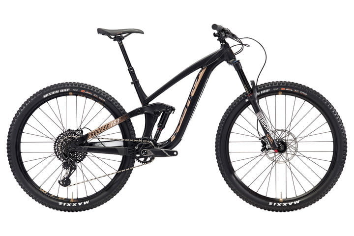 best mountain bikes kona process 153 al/dl