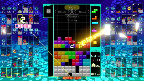 Tetris 99: Tips and Tricks For Learning How to Play Like a