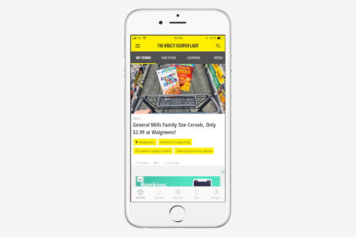 best iphone apps krazy coupon lady ios