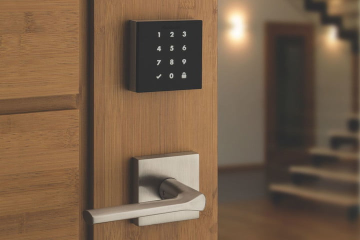 Keys are so 2015, but Kwikset's keyless smart lock could be the wave of the future