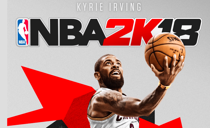 25236c33b6e 2K Games announced that Cleveland Cavaliers All-Star point guard Kyrie  Irving is the NBA 2K18 cover athlete.