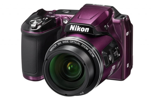 nikon unveils whopping 9 new coolpix point shoots minor updates l840 pu front34l lo w