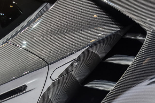 Lamborghini Is Rewriting The Rules On Carbon Fiber