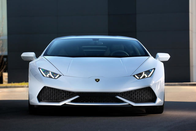 2015 Lamborghini Huracan Lp610 4 Official Specs Photos