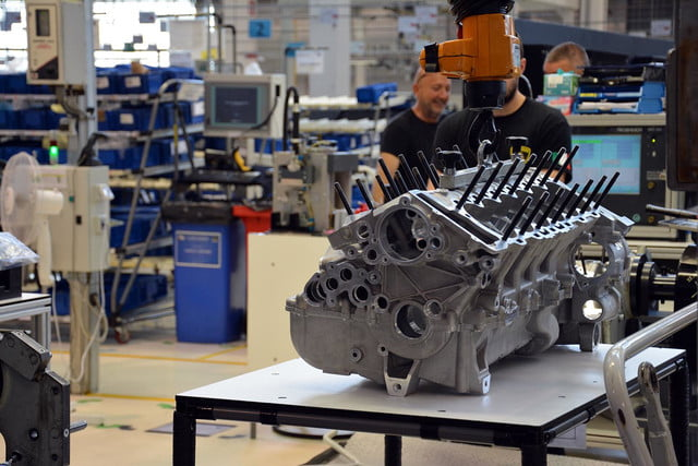 lamborghini factory tour pictures production process 0018