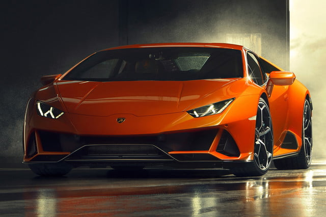 2020 Lamborghini Huracan Evo Arrives With 640 Hp V10 Engine