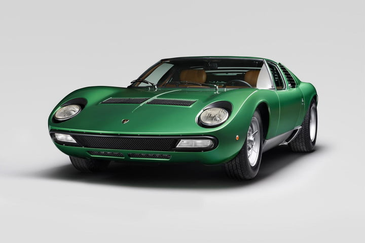 1971 Lamborghini Miura Sv Restored News Pics Specs Digital Trends