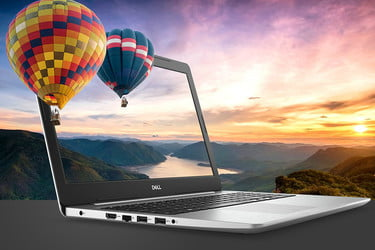 Dell's Inspiron 17 5000 Packs in Amd's Ryzen Apu With Vega Graphics