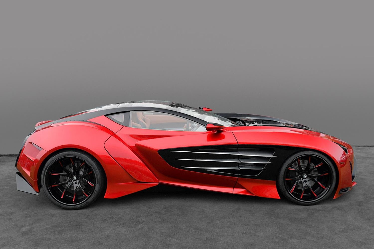 Cars For Sale Under 1000 >> The Laraki Epitome concept car looks like the result of a fever dream | Digital Trends