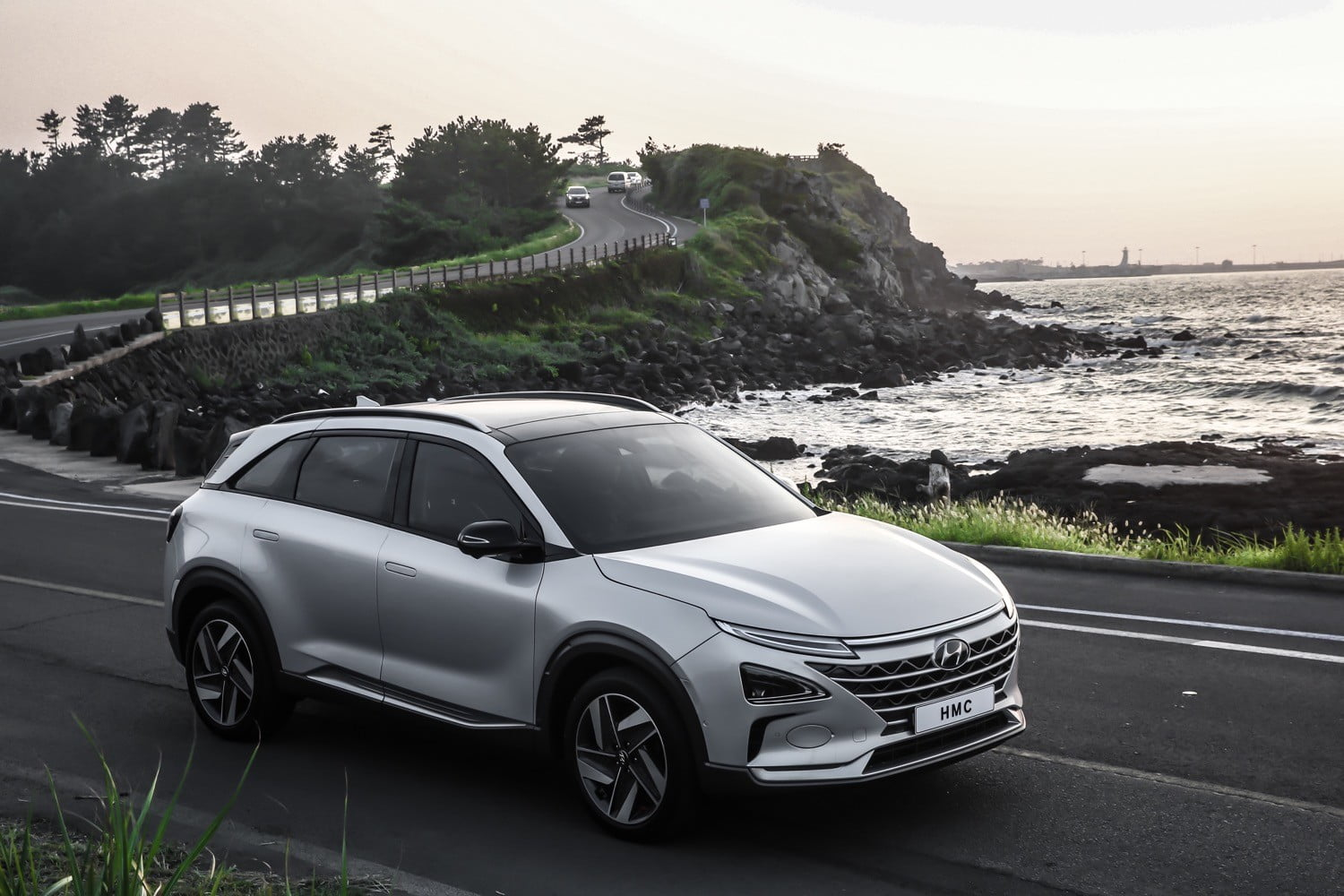 Delightful Hyundai Next Gen Fuel Cell SUV | Photos, Details, And More | Digital Trends