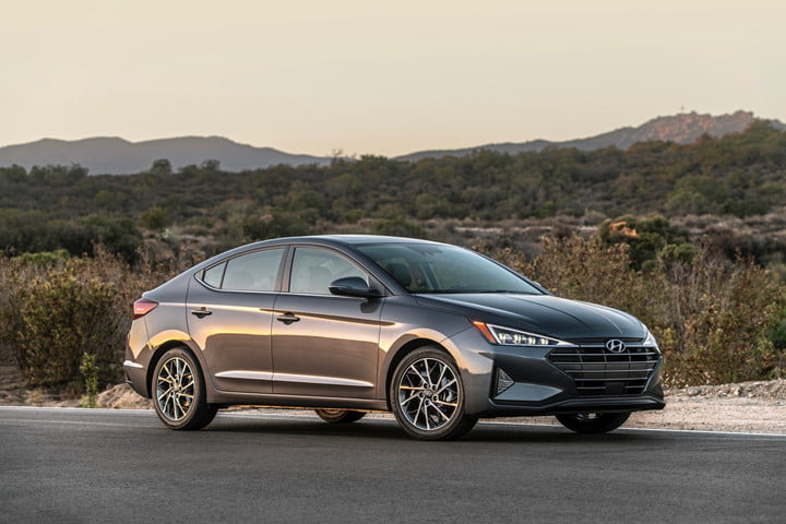 most reliable cars 2019 Hyundai Elantra