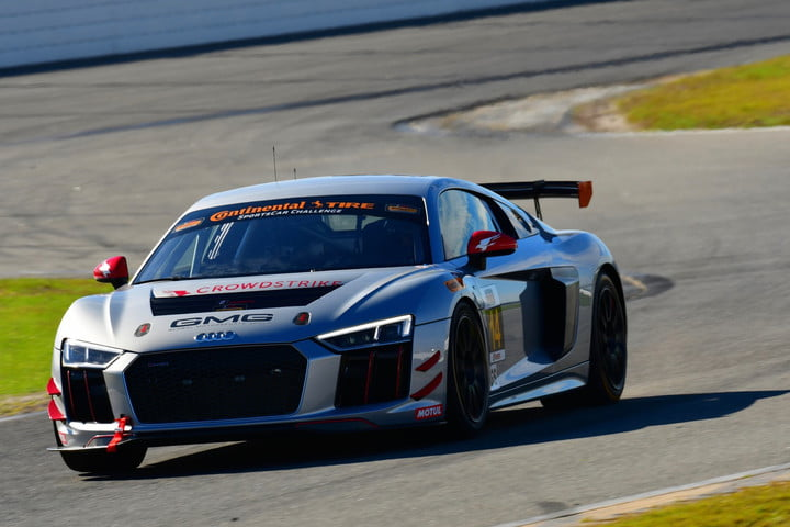 Women Are Not As Well Represented In Motor Sports They Should Be But Audi Wants To Change That The German Automaker Is Partnering With Gmg Racing