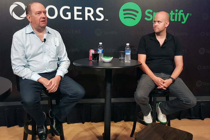 Spotify CEO thanks Apple Music for sending over users in droves