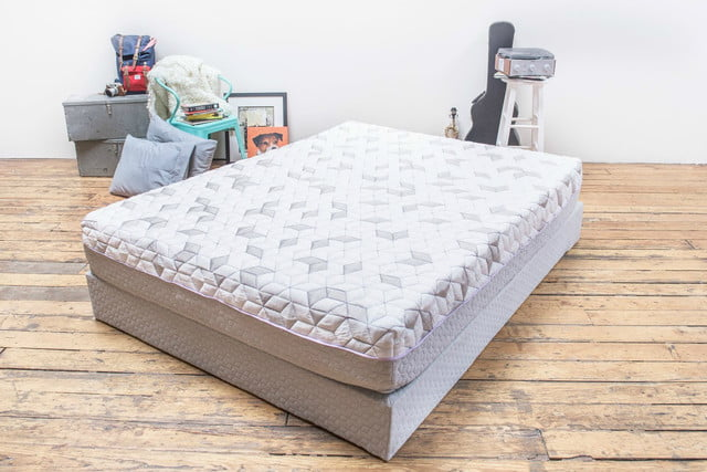 layla launches its mattress delivery kickstarter on box spring