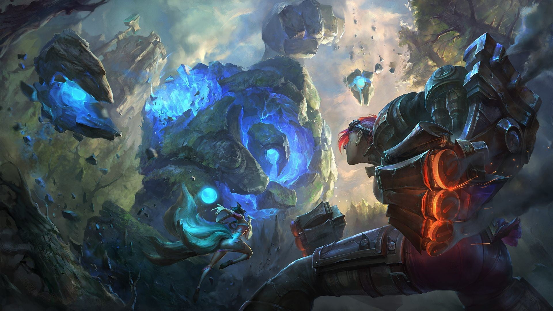 Mobile Version of MOBA League of Legends is in Development | Digital
