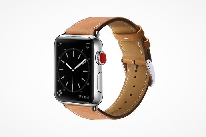 cheap apple watch bands under 25 leather strap