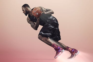 online store 94f9b bb038 lebron james lifetime nike deal compared