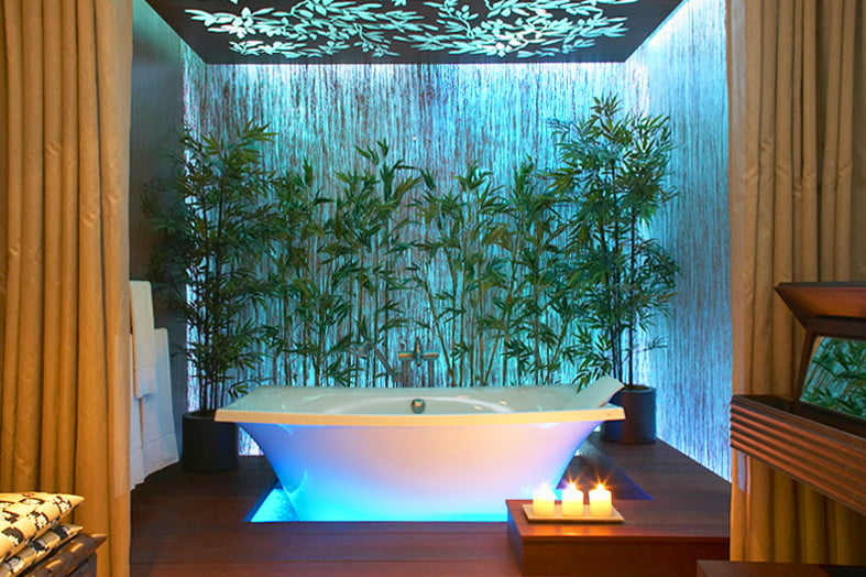 How to decorate your home with led light strips digital trends led light strip ideas strips bathtub aloadofball Images