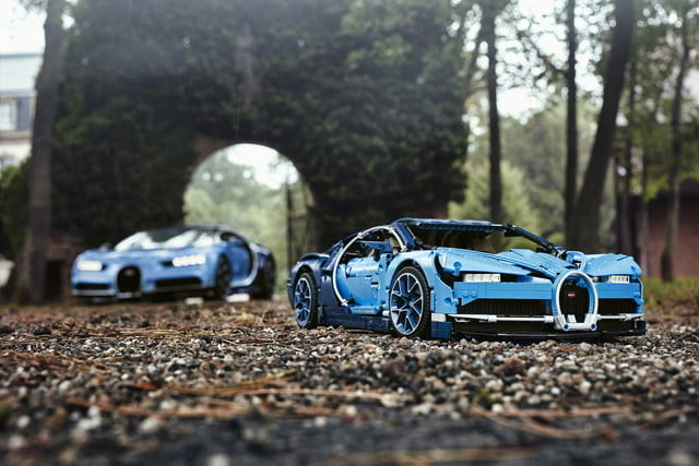 Lego Technic Takes The Wraps Off Its 3599 Piece Bugatti Chiron Kit