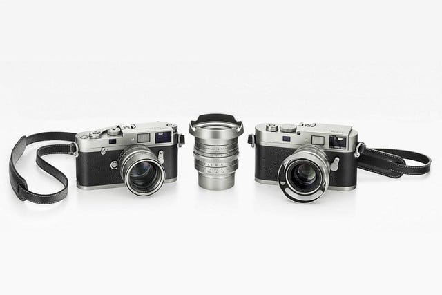 100 years leica auction marks renown camera makers anniversary rare items m edition