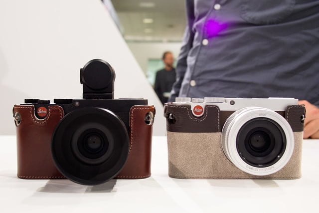 leica x typ 113 black and silver