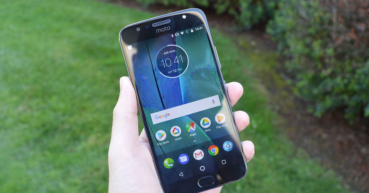 moto g5s plus how to send an mms