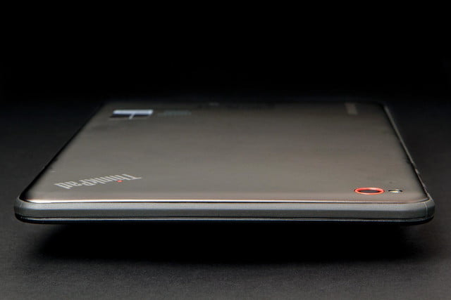 Lenovo ThinkPad 8 review tablet top