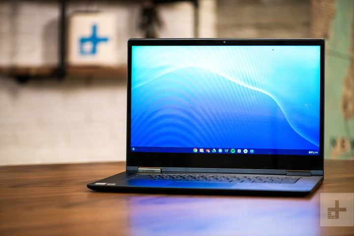 Why spend more? The Yoga Chromebook outdoes most laptops for $600