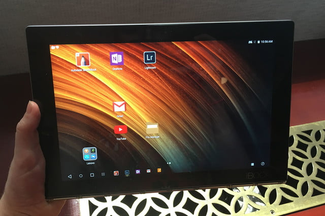 lenovo yoga book hands on handson 028