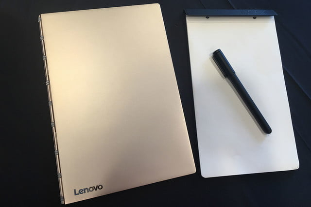 lenovo yoga book hands on handson 04