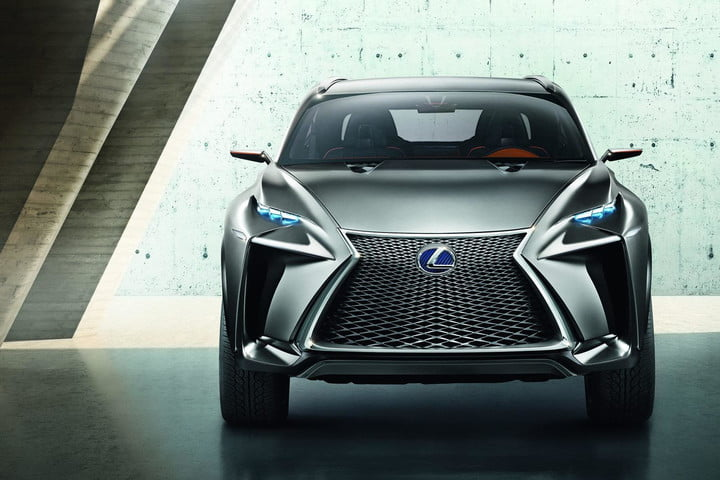 Delicieux Frankfurt 2013 Motor Show Lexus Lf Nx Concept Gives Brand An Additional  Spark 3 2
