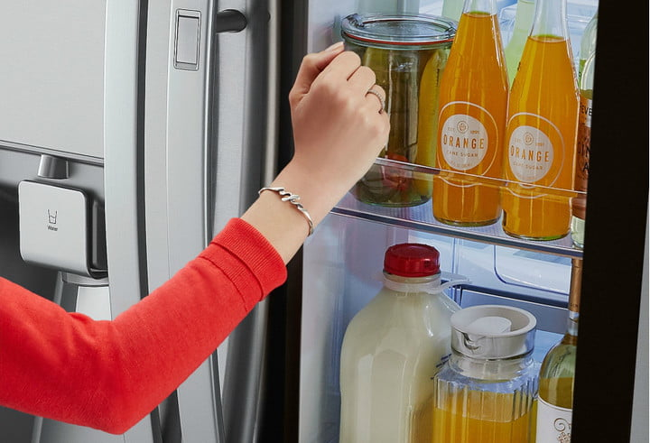 A class-action lawsuit claims LG refrigerators only last a few years