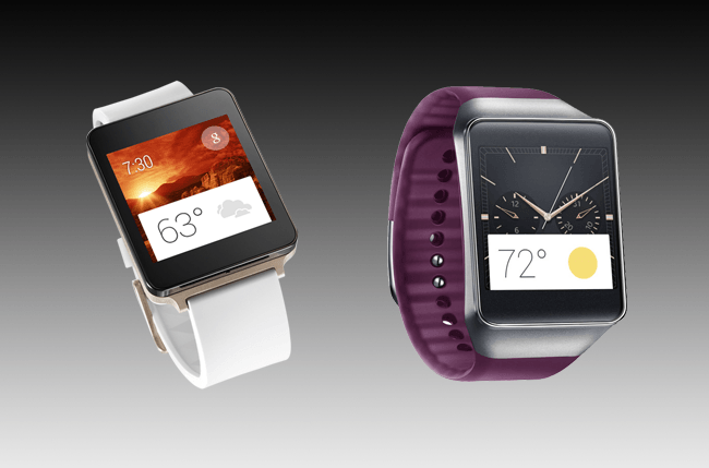 LG G Watch vs. Samsung Gear Live: Spec Showdown