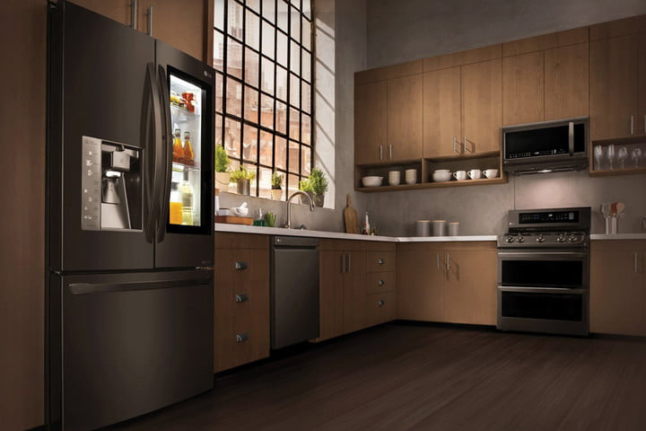 do matching appliances matter lg kitchen