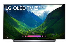 LG C8 Series OLED TV Review