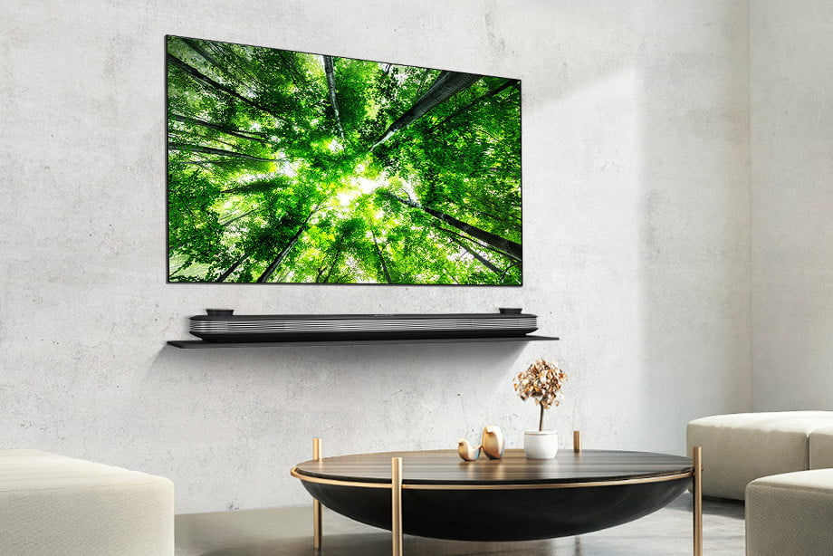 Lg To Show 88 Inch 8k Oled New Wallpaper Oled 8k Lcd