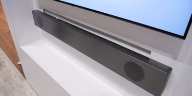 All Three Of LG's New Soundbars Will Be Available Before Summer