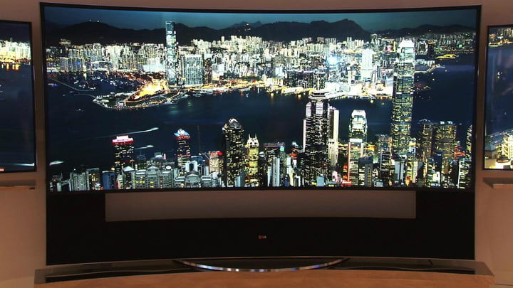11415fc0f1b LG releases curved 105-inch 5K Ultra-HD TV
