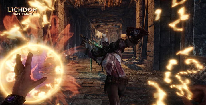 Solving 'the violence equation' in Lichdom: Battlemage