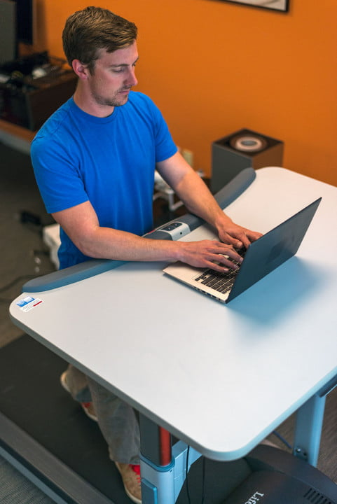 why you should try using a treadmill desk at work lifespan tr1200 nick 4