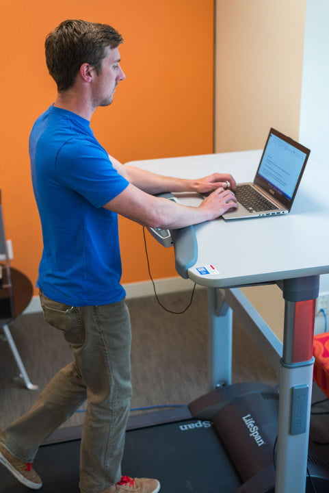 why you should try using a treadmill desk at work lifespan tr1200 nick 5