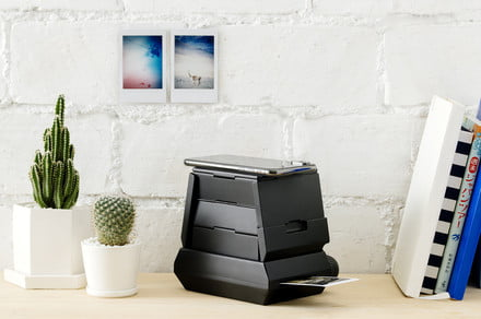 This battery-free 'printer' turns your smartphone pics into film