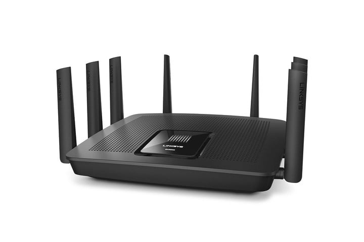 wireless router buying guide linksys max stream mu mimo tri band ac5400 wi fi thumb