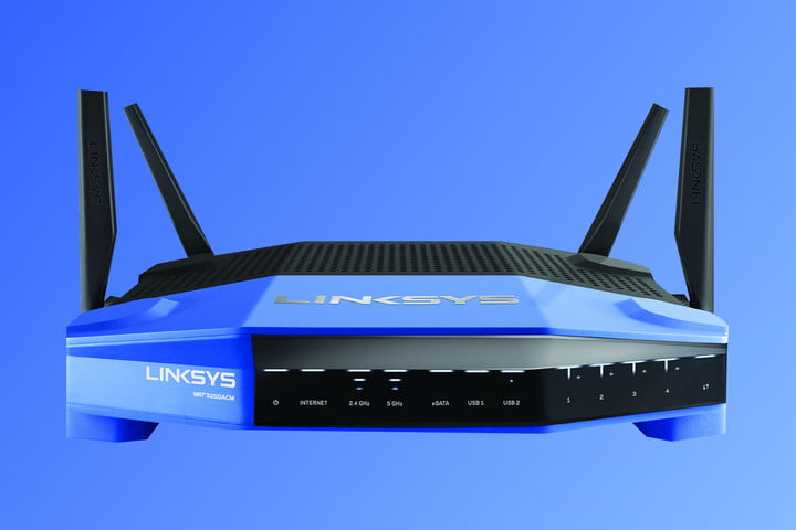 Linksys launches superfast wrt3200acm router digital trends linksys superfast wrt router wrt3200acm greentooth Image collections